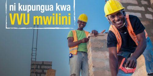 Furaha Yangu ni Kupungua kwa VVU Mwilini
